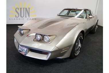 Chevrolet Corvette C3 1982