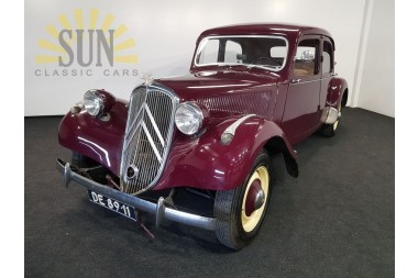 Citroen Traction Avant 1955