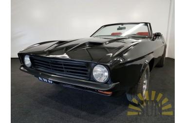 Ford Mustang cabriolet V8 1972