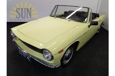 Innocenti Spider 950 1962