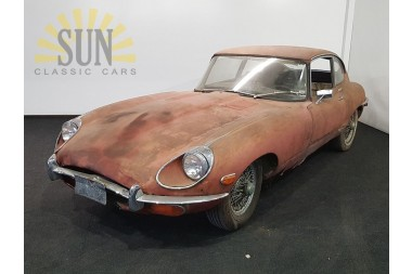 Jaguar E-type Series 2 2 + 2 1969