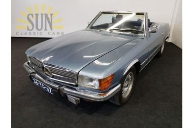 Mercedes-Benz 450SL Cabriolet 1973 WWW.ERCLASSICS.COM