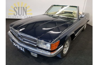 Mercedes-Benz 450SL 1974