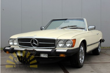 Mercedes-Benz 450 SL 1978