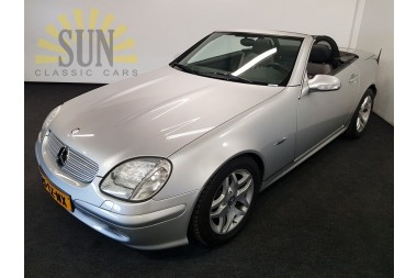 Mercedes-Benz 200SLK 2003