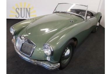 MG A convertible 1959