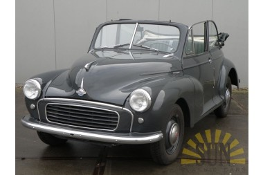 Morris minor Tourer 1956