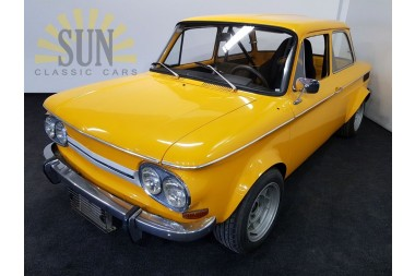 NSU TT 1972 CAR IS IN AUCTION