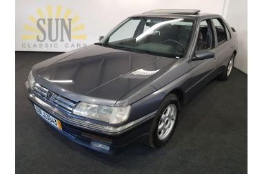 Peugeot 605 SR 3.0 1990
