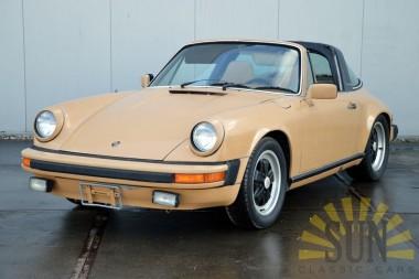 Porsche 911sc Targa 1978