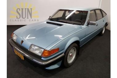 Rover 2600SE Van den Plas 1985