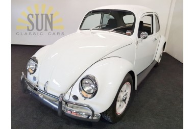 Volkswagen Beetle 1300 1966