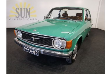 Volvo 142 De Luxe 1973 CAR IS IN AUCTION